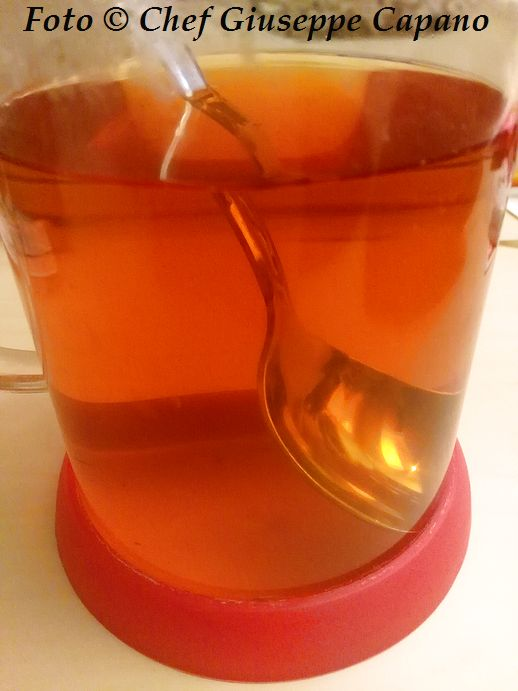 Infuso rooibos 518